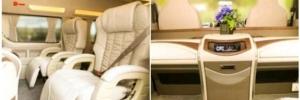Sewa Hiace Luxury Jakarta 10 Seat